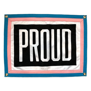 Proud Camp Flag