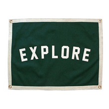 Load image into Gallery viewer, Explore Camp Flag