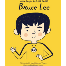Load image into Gallery viewer, Little People Big Dreams Bruce Lee