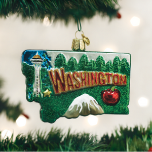 State of Washington Ornament