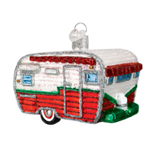 Load image into Gallery viewer, Travel Trailer Ornament