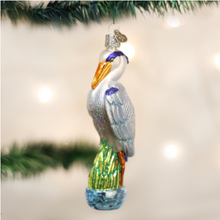 Load image into Gallery viewer, Great Blue Heron Ornament