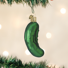 Load image into Gallery viewer, Pickle Ornament