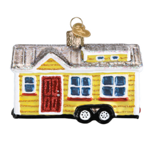 Tiny House Ornament