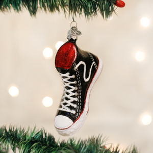 High Top Sneaker Ornament