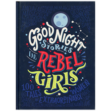 Load image into Gallery viewer, Good Night Stories for Rebel Girls Vol I