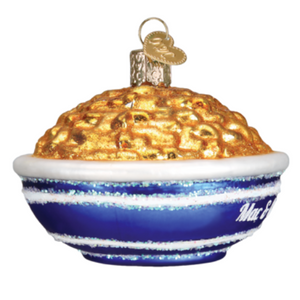 Bowl of Mac & Cheese Ornament