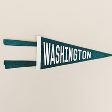 Load image into Gallery viewer, Custom 4x9 Washington Pennant