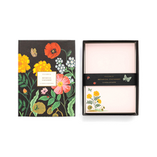 Load image into Gallery viewer, Botanical Social Stationery Set