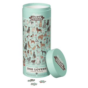 Dog Lover's 1000 Piece Puzzle
