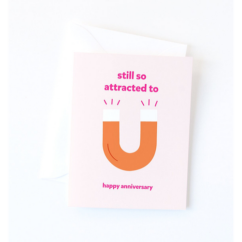 Still So Attracted To U Card