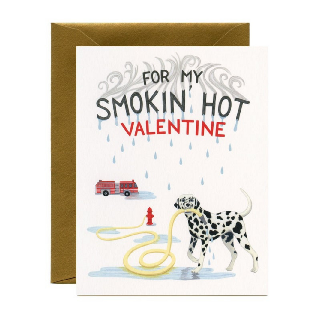 Smokin' Hot Card