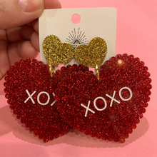 Load image into Gallery viewer, XOXO Earrings