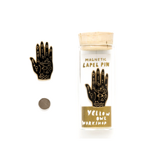Load image into Gallery viewer, Magnetic Lapel Pin In Glass Vial