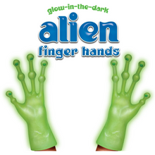 Load image into Gallery viewer, FINGER PUPPET-ALIEN HAND