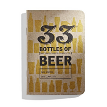 Load image into Gallery viewer, 33 Bottles of Beer Journal
