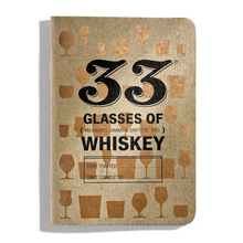 Load image into Gallery viewer, 33 Glasses of Whiskey Journal