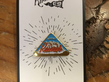 Load image into Gallery viewer, Mount Rainier Enamel Pin