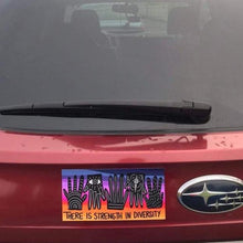 Load image into Gallery viewer, There is Strength in Diversity Bumper Sticker