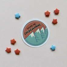 Load image into Gallery viewer, Cascadia Circle- Tacoma, Wa Sticker