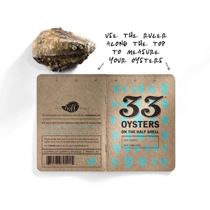33 Oysters Journal