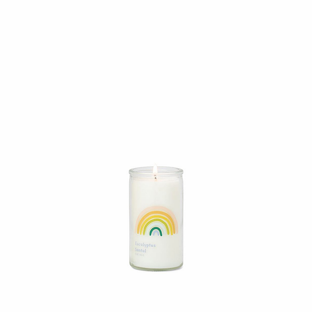 Spark 5oz Rainbow Candle
