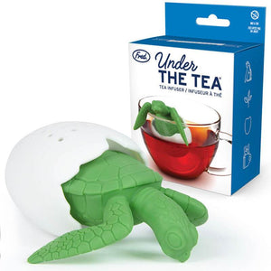 Fred Under The Tea -Sea Turtle