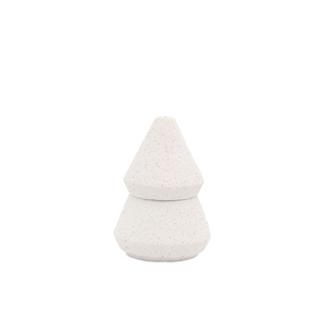 Cypress Fir Holiday 5.5 oz White Speckle tree