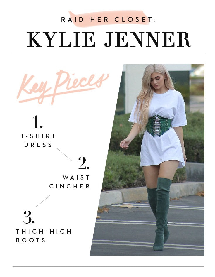 Raid Her Closer: Kylie Jenner