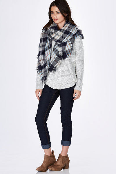 Even Out Blanket Scarf | Necessary Clothing