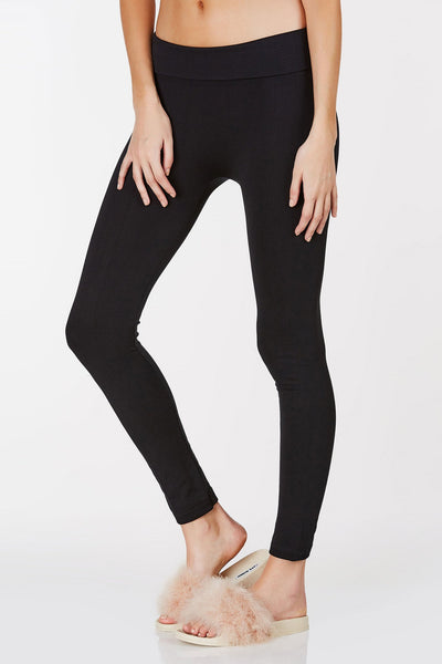 Sit Back Fold Over Leggings | Necessary Clothing