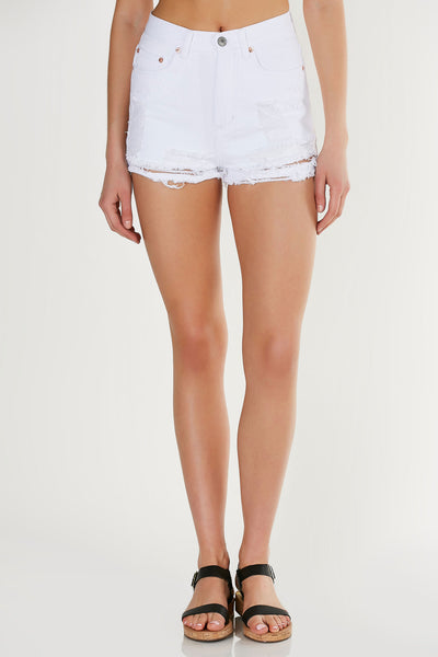 Mara High Waist Shorts
