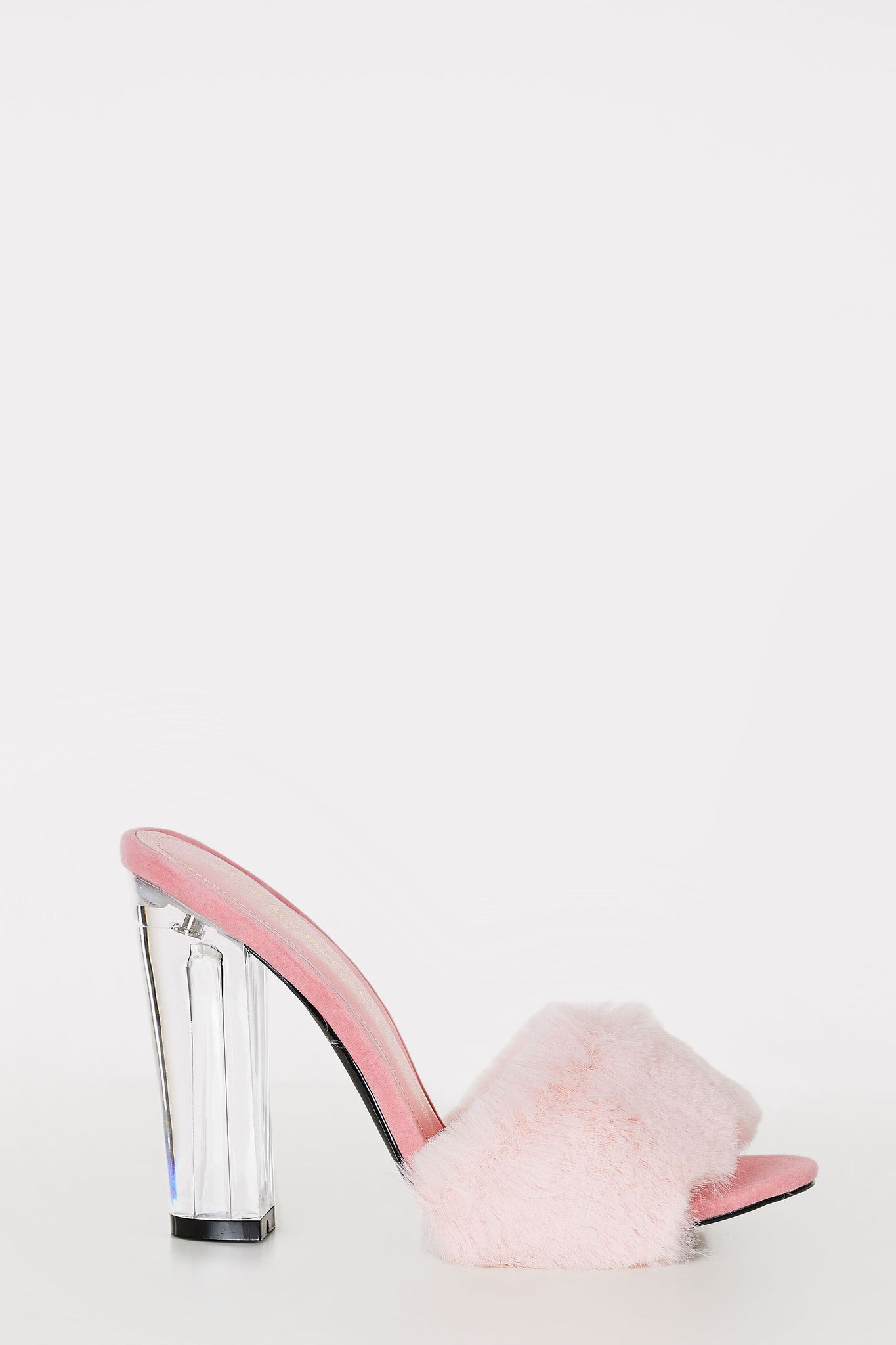 Madly In Love Block Heels