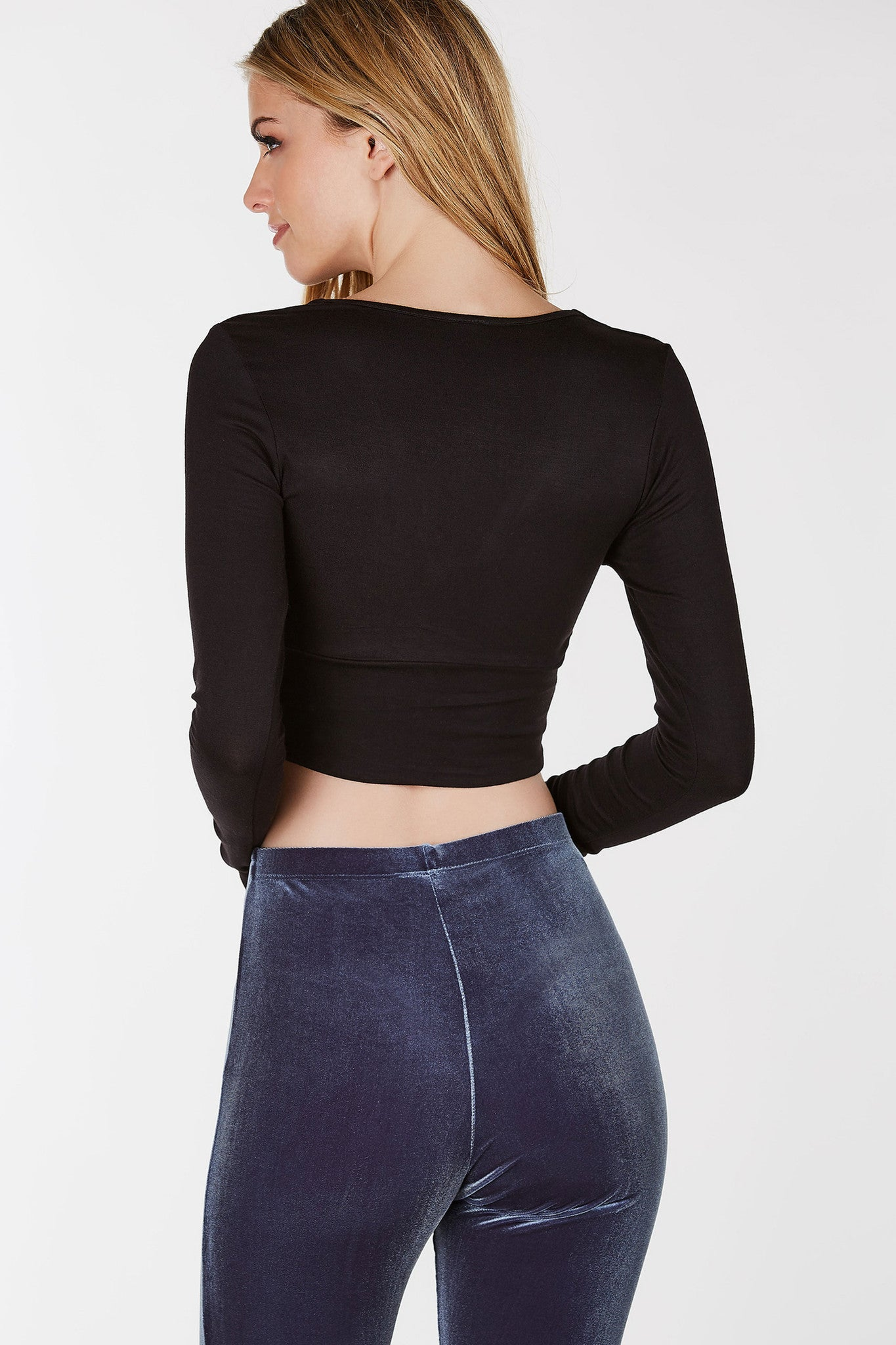 Girl's Night Out Crop Top