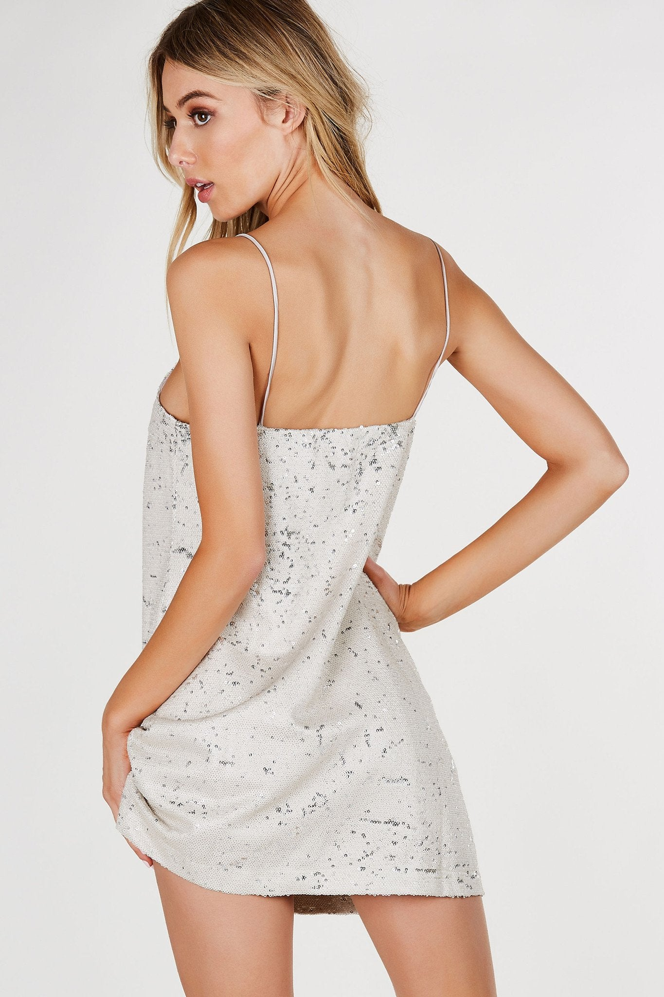 Something Special Sequin Dress