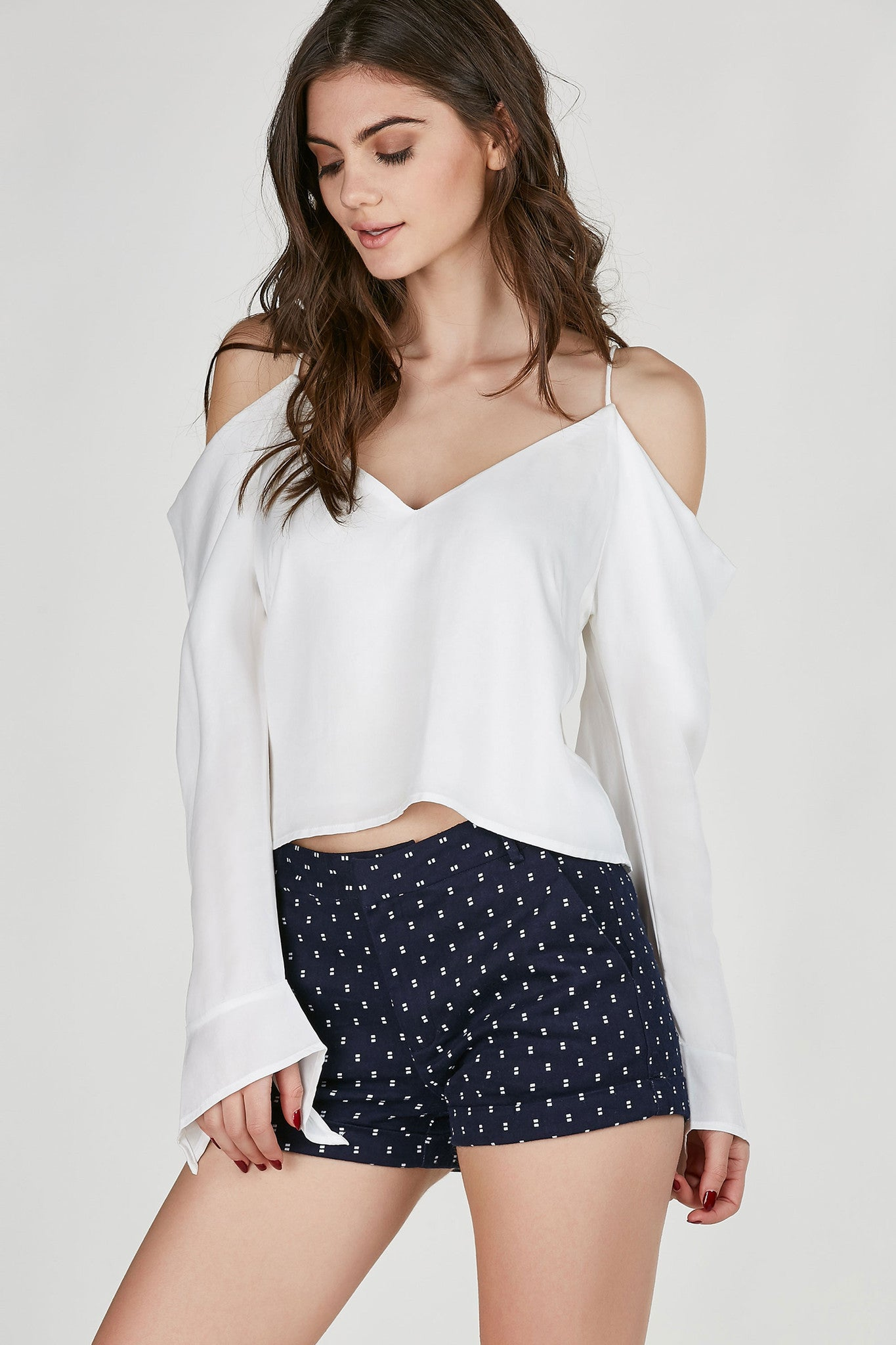 Daydream Cold Shoulder Top