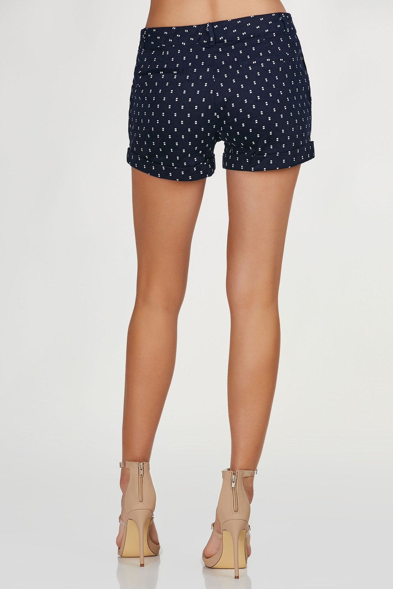 Smooth Sailin' Printed Shorts