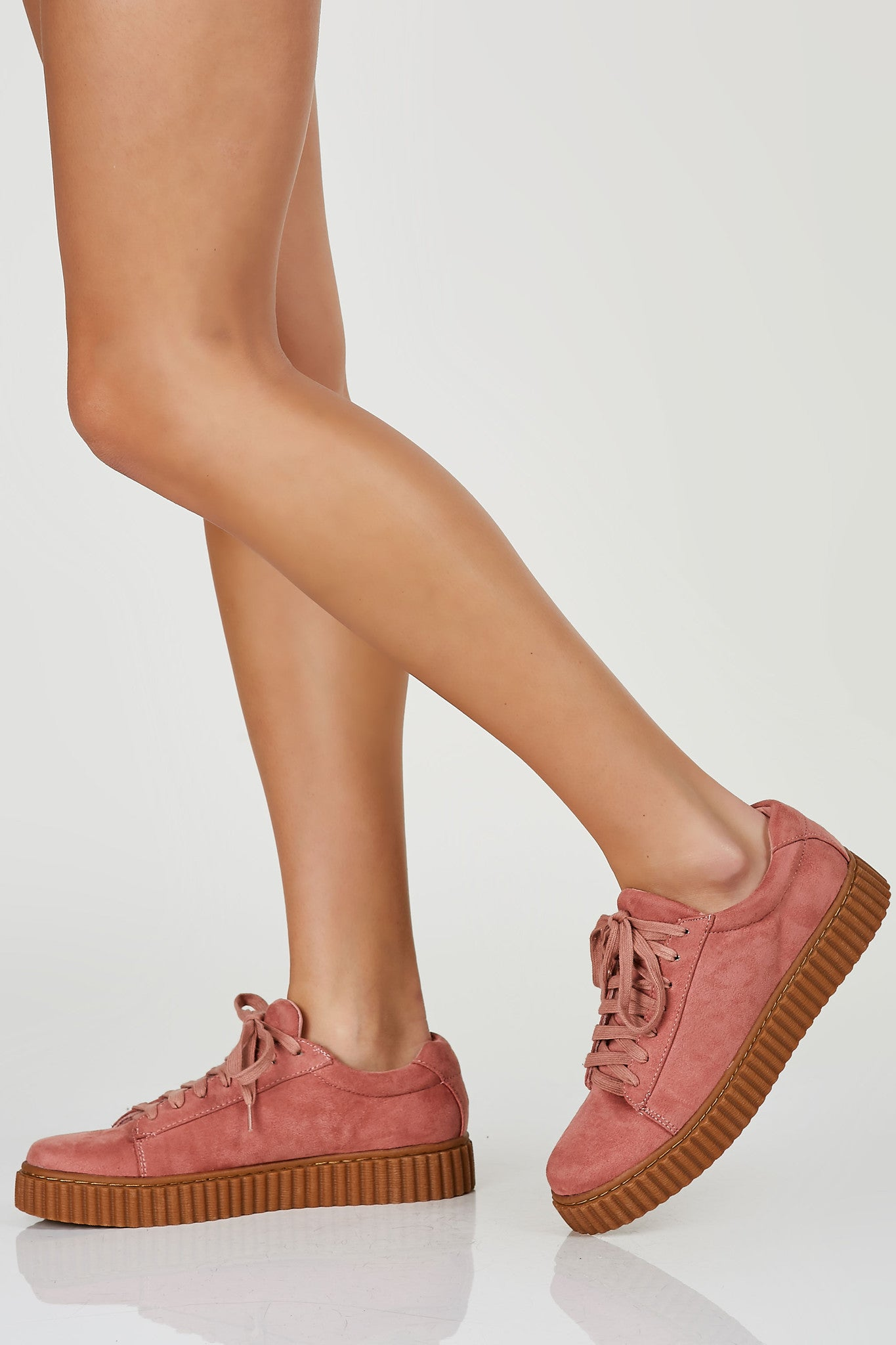 Low Key Suede Creepers