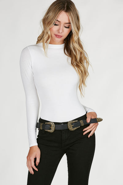 Girl's Night Long Sleeve Bodysuit