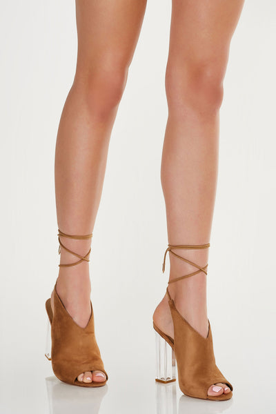 Girl Boss Block Heels