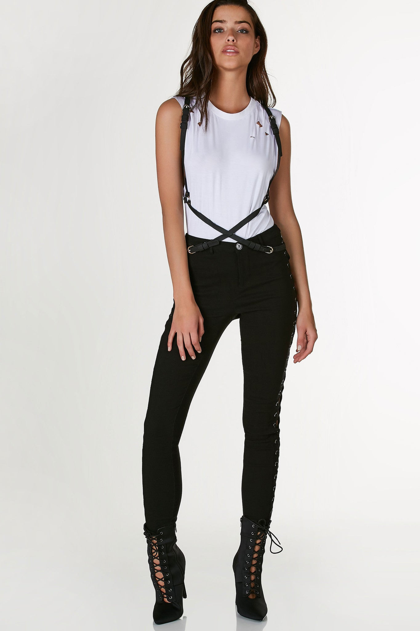 Buckle Down Harness Belt