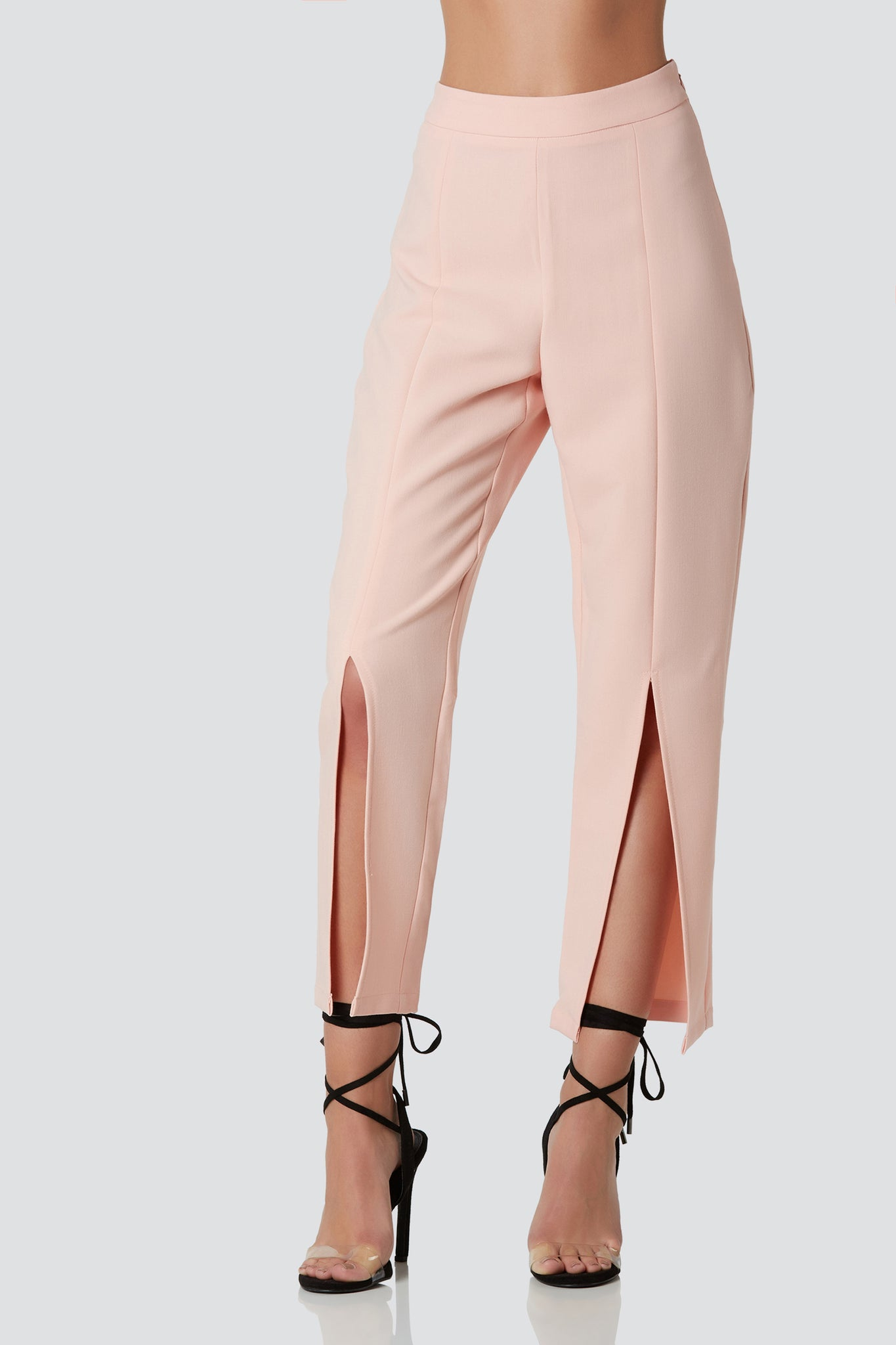 The Slit Crowd Pants