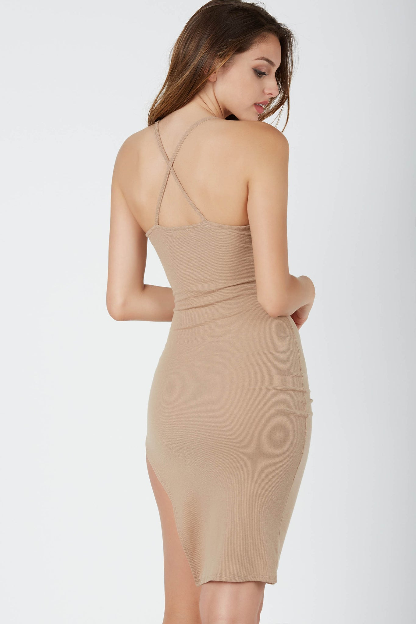 Dangerous Woman Midi Dress