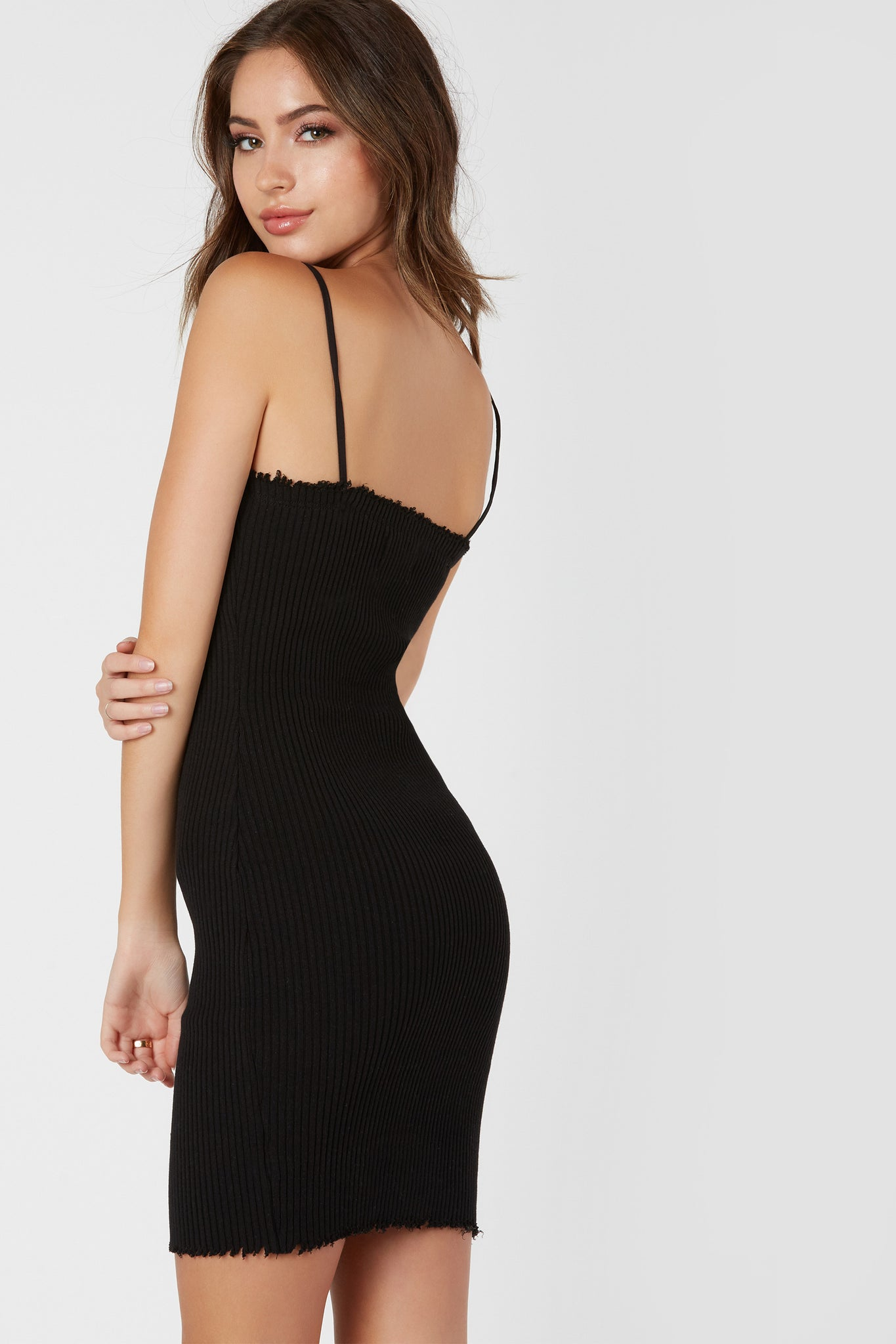 Rib Me Right Cami Dress