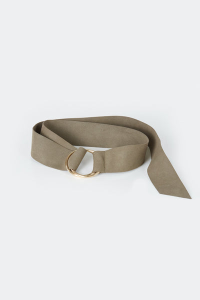 Ring In Vegan Belt