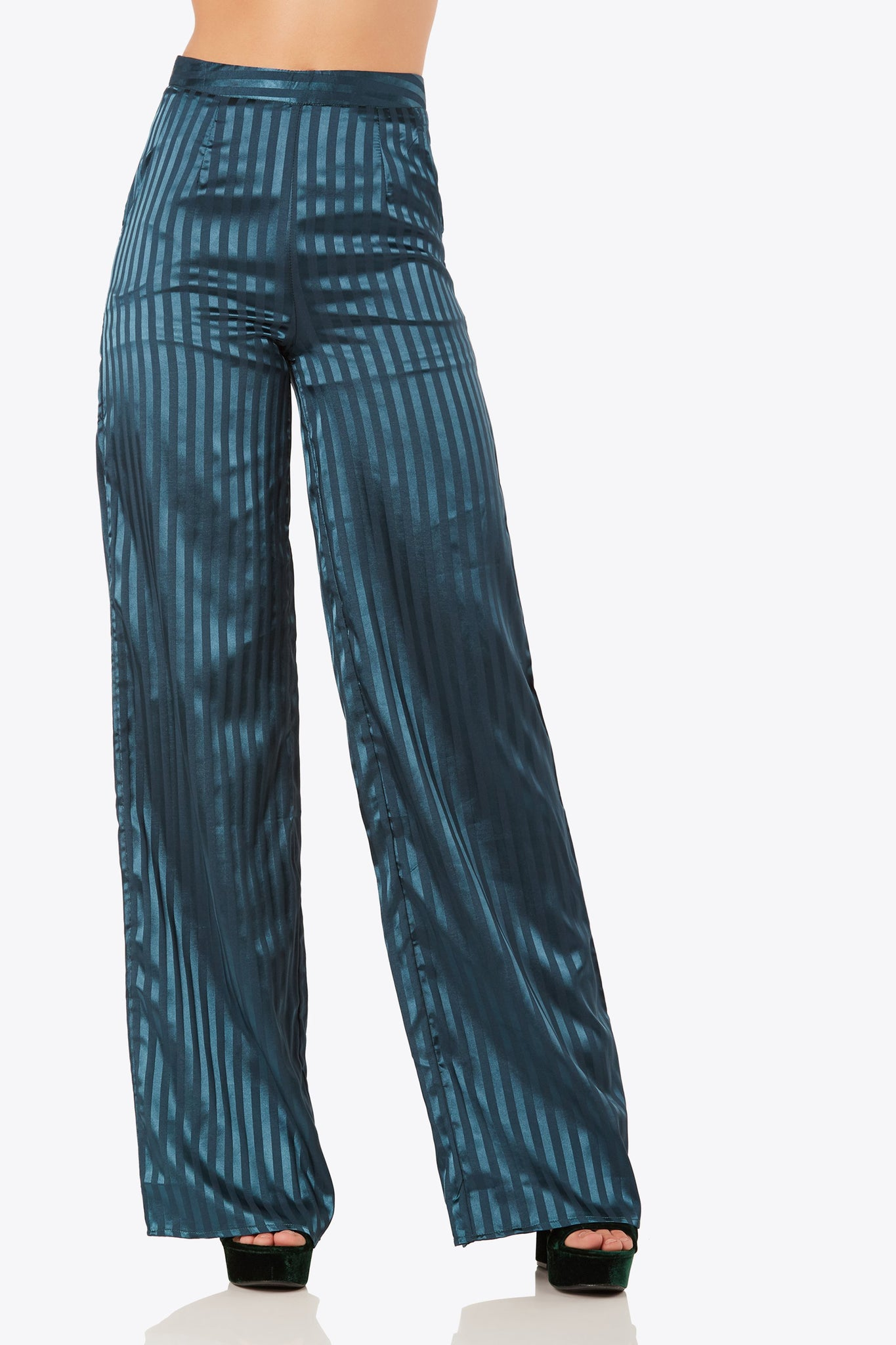 Silk Day Pants
