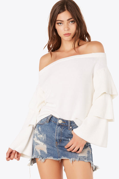 Endless Rose Top Tier Sweater