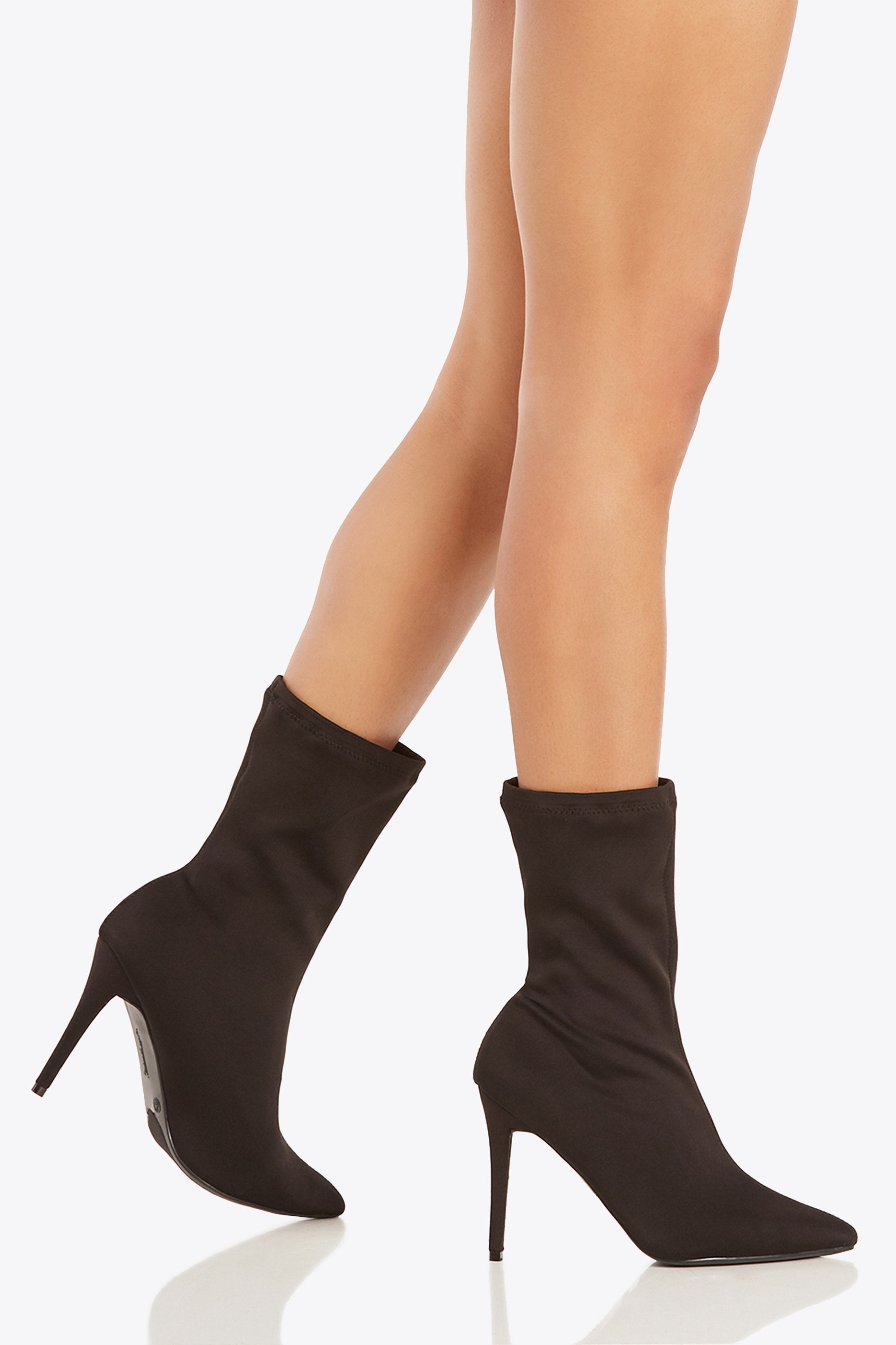On Point Sock Booties