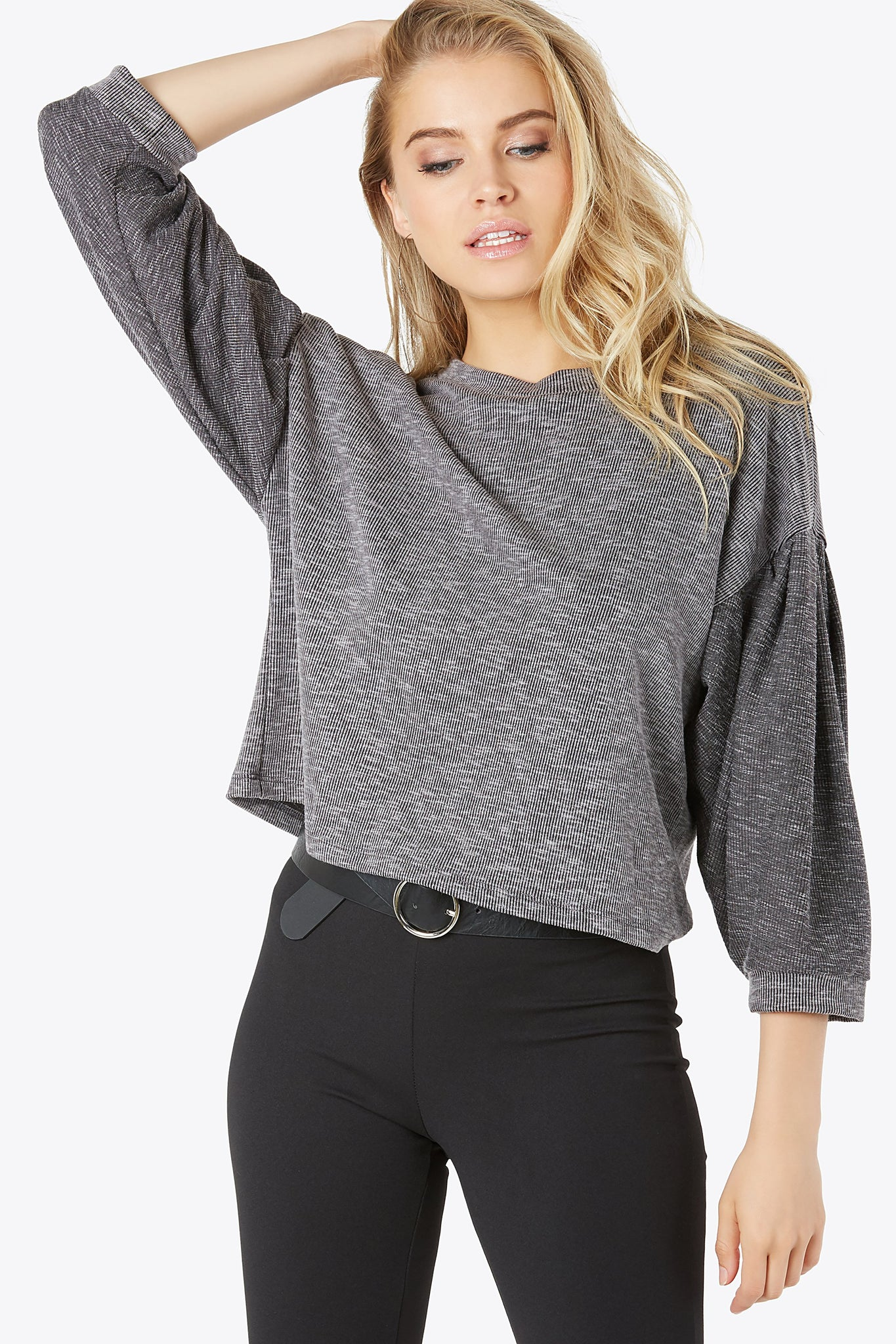 Sleeve Me Alone Top