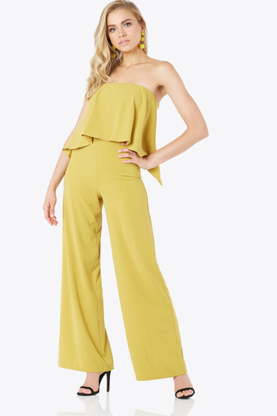 Do It Better Tube Jumpsuit